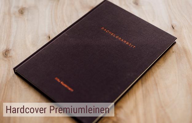 Hardcover Premiumleinen